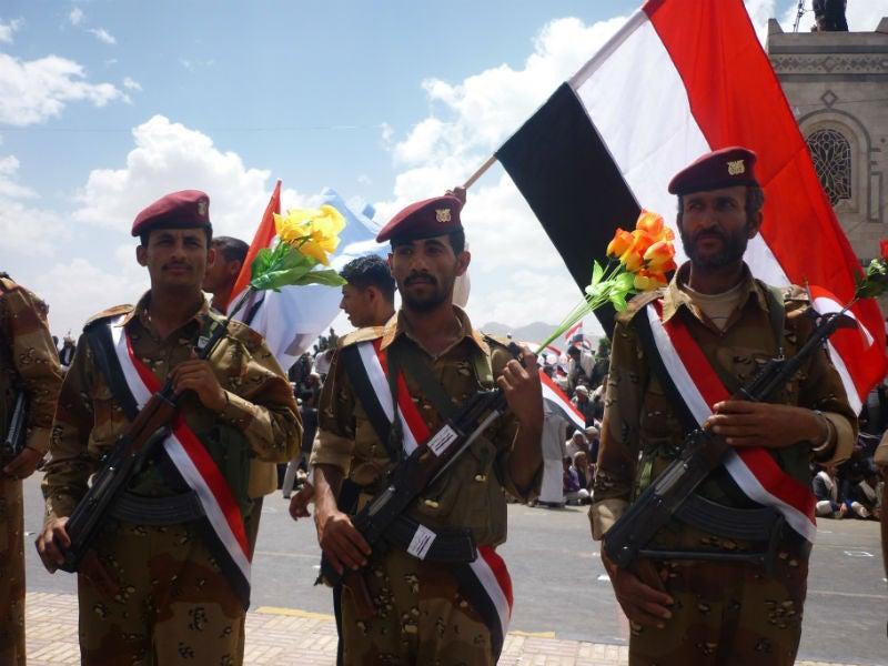 militias in yemen