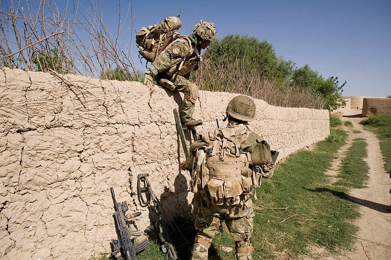 Gurkha battalion