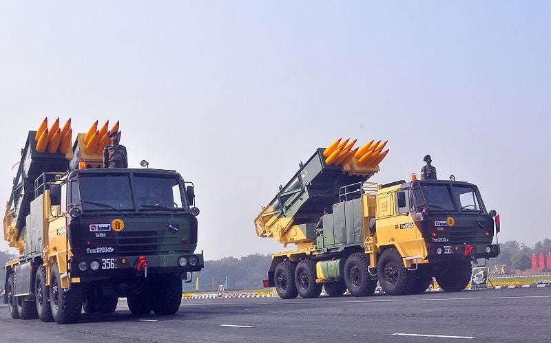 DRDO Pinaka weapon system