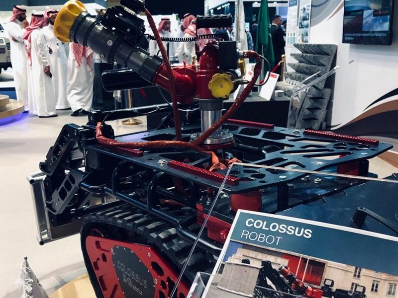 Colossus Unmanned Ground Vehicle