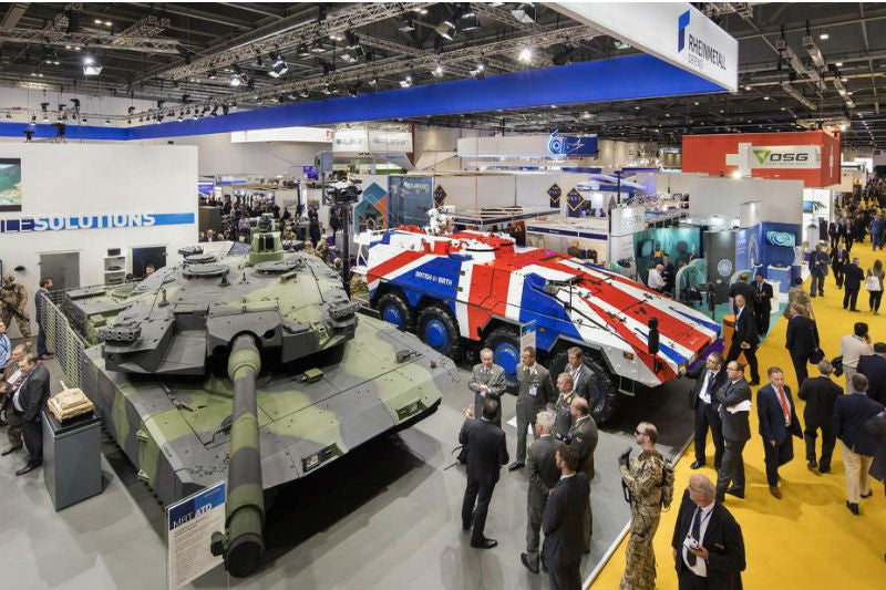 Top defence events 2019: showcasing the latest technology