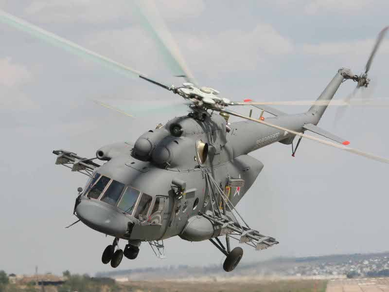 Mi-8MT/Mi-17