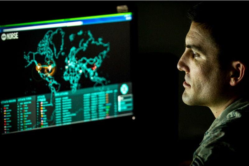 cyber warfare US Army