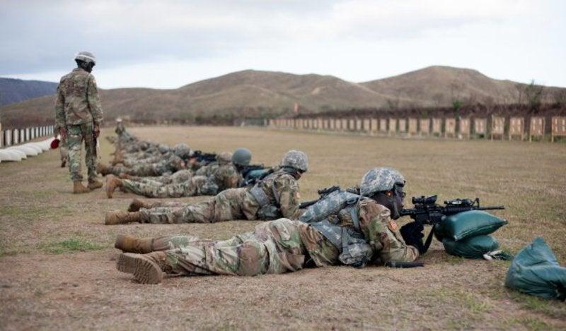 marksmanship training Puerto rico
