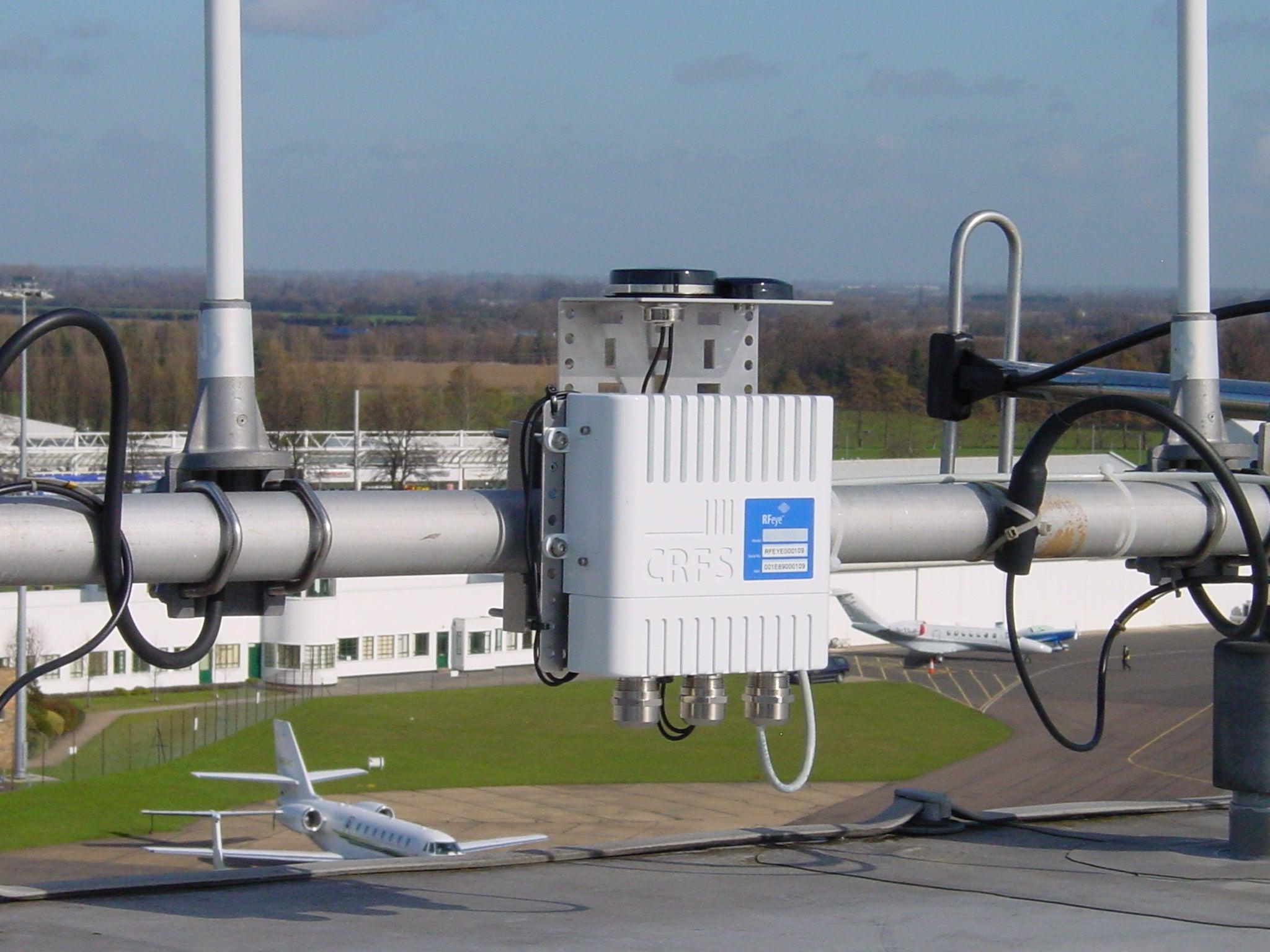Airport Monitoring