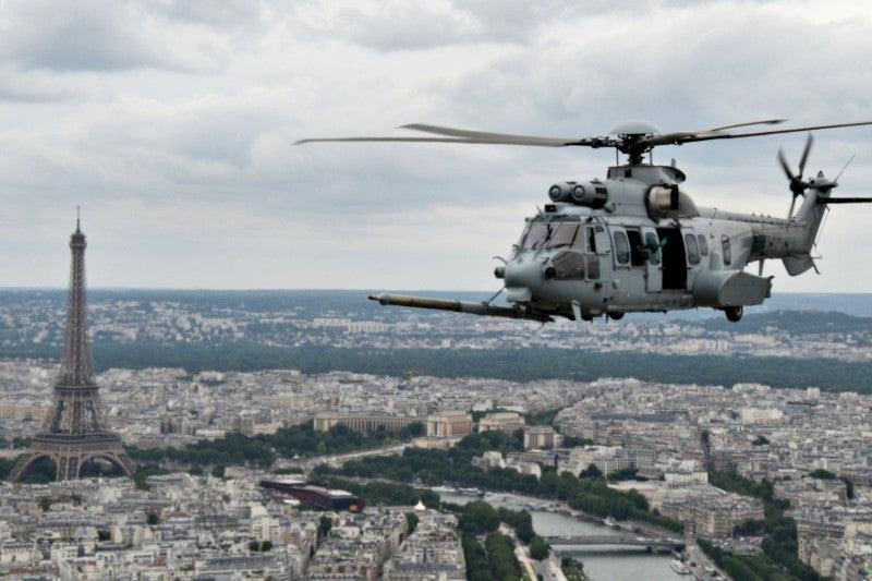 France US Air Force Tenley Long