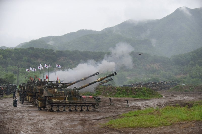 Korea US Army Keith Anderson