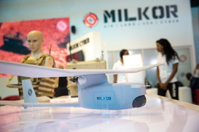 Milkor MA18