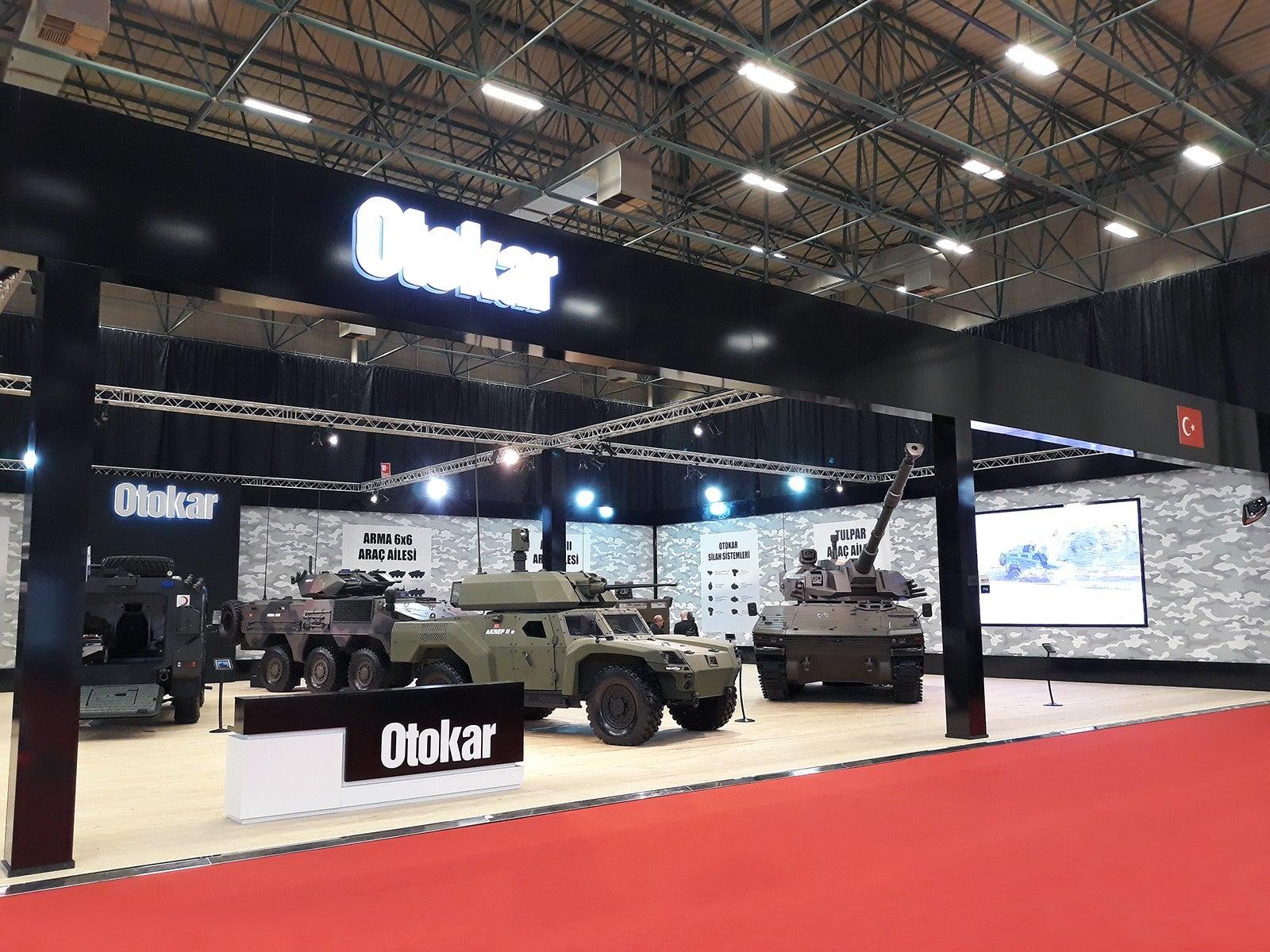 Otokar_IDEF_2019_Gorsel1