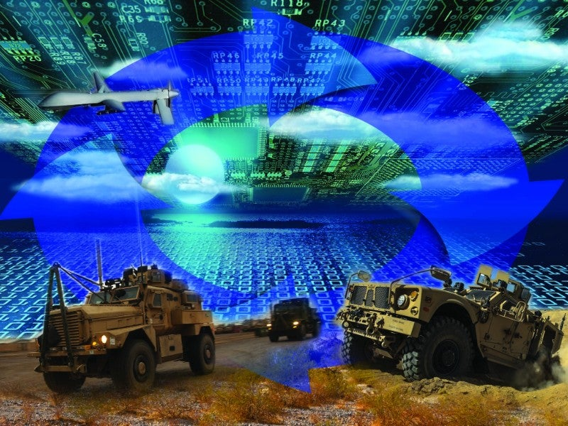 US Army EW