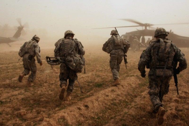US Army Luke Thornberry