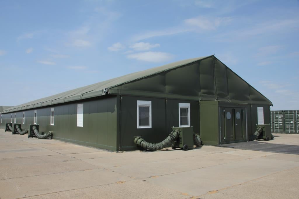 camp accommodation and operational 3