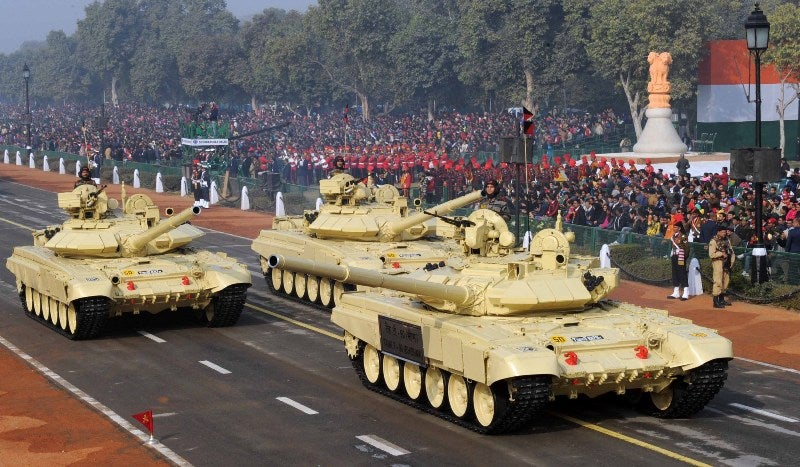 Indian Army To Induct 464 Upgraded T 90 Bhishma Tanks