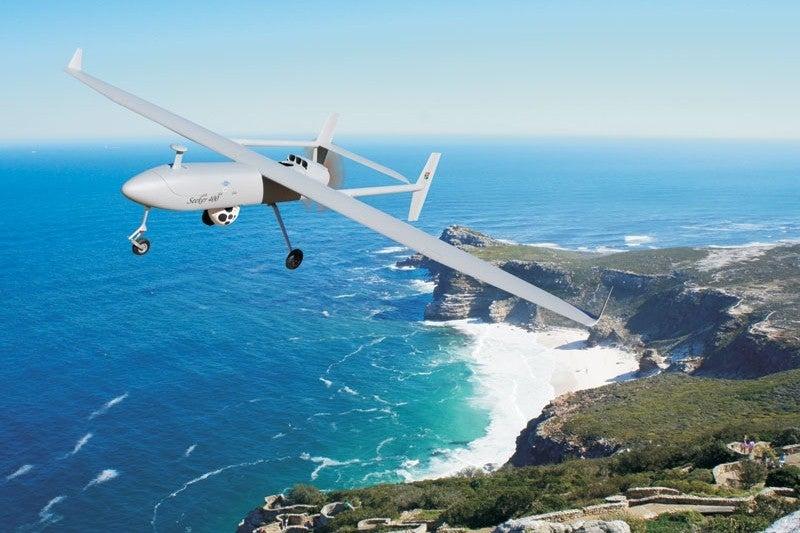 seeker400 UAV Denel Dynamics