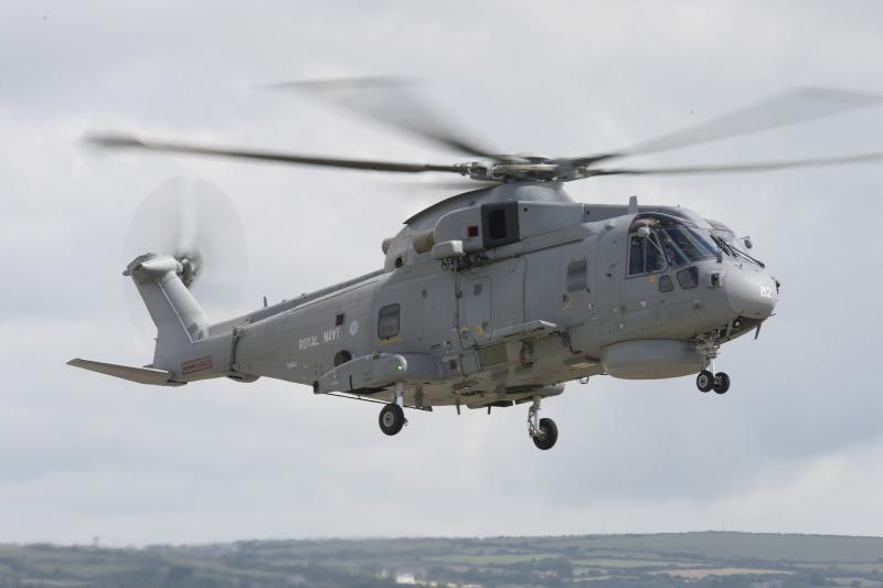 Safran helicopter engine support
