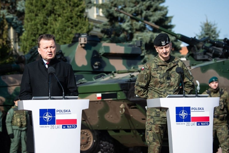 From Russia to Nato: the logic behind Poland's military modernisation