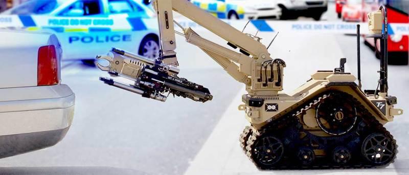 L3Harris T7 robotic systems
