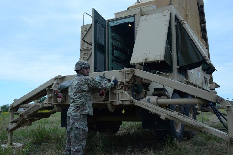 LTAMDS radar