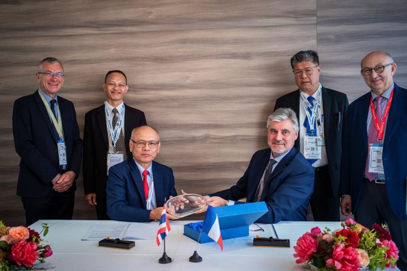 Safran TAI engine support partnership