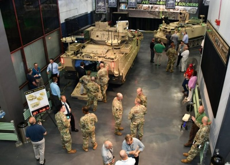 robotic combat vehicles