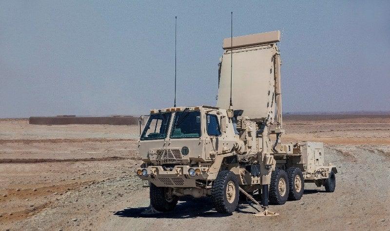 Lockheed Martin Q-53 radar