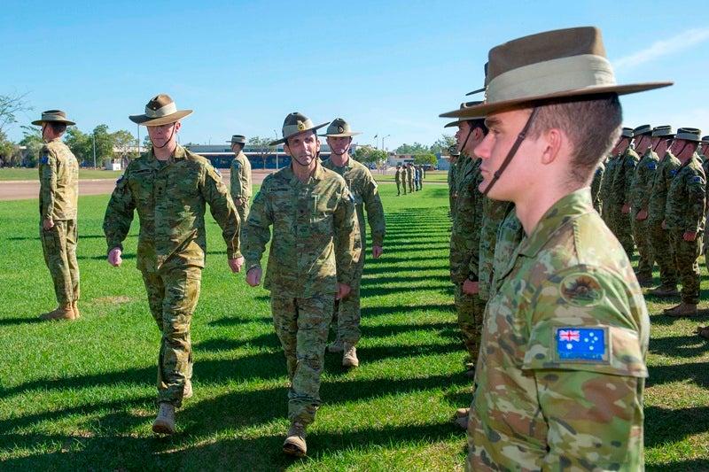 Australia troops Middle East