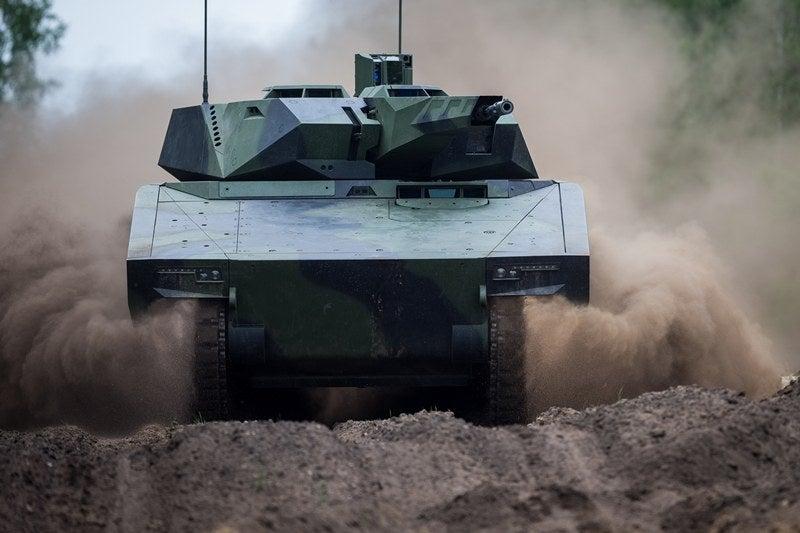 Pratt & Miller Raytheon-Rheinmetall OMFV