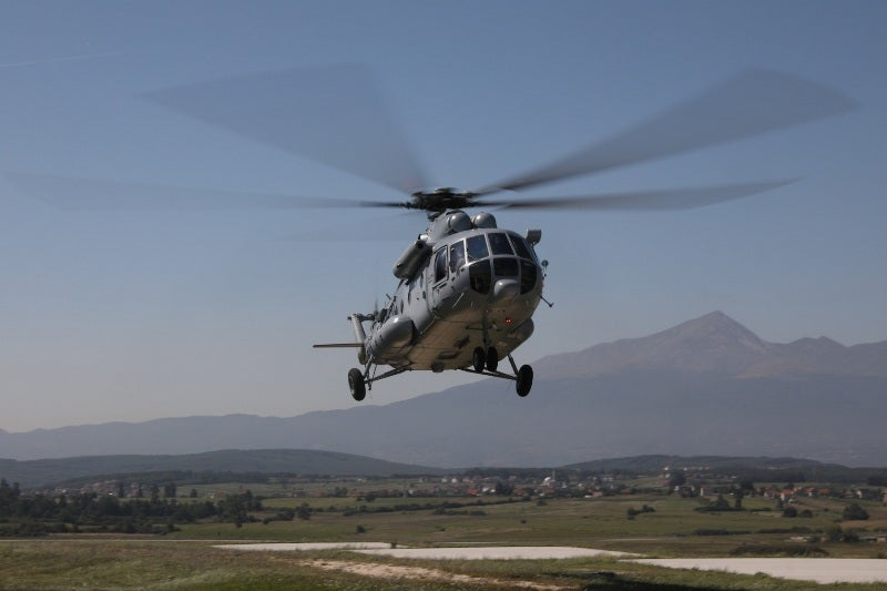 Kosovo - Task Force Aviation