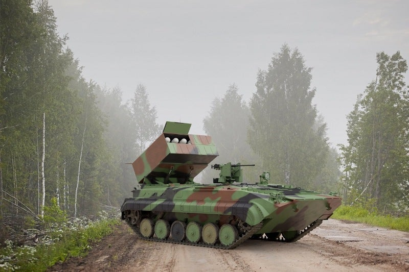 MBDA, PGZ tank destroyer