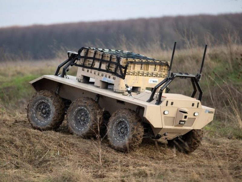 UK and US test robot vehicle convoys