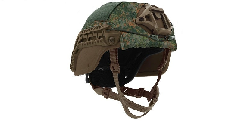 Dutch Military Forces to get combat helmet systems from Revision