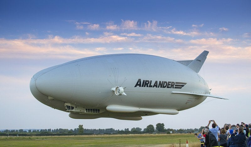 HAV, Vertex to propose missionised Airlander 10 aircraft