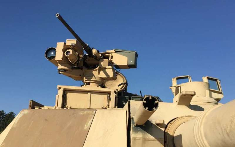 Kongsberg wins contract for US Army's CROWS programme