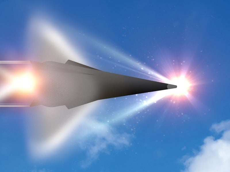 Dynetics to build US hypersonic weapon prototype