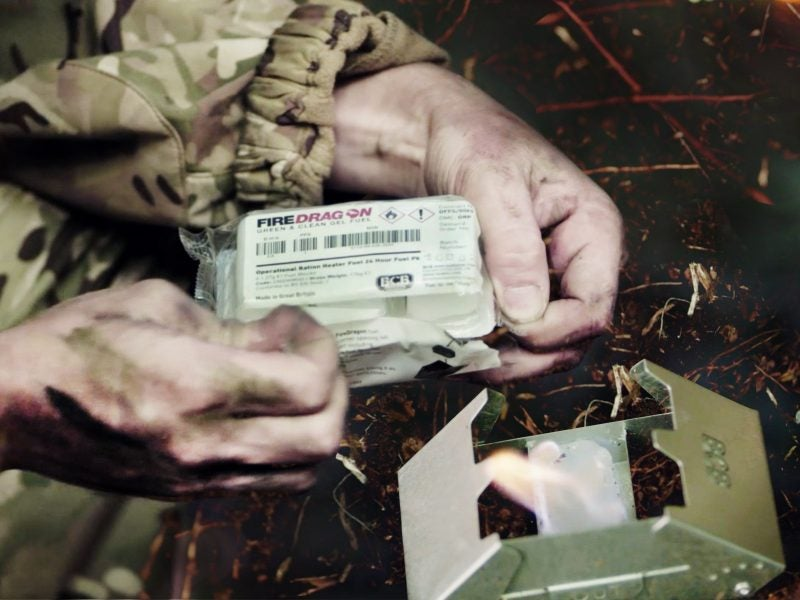 BCB International awarded military rations contract