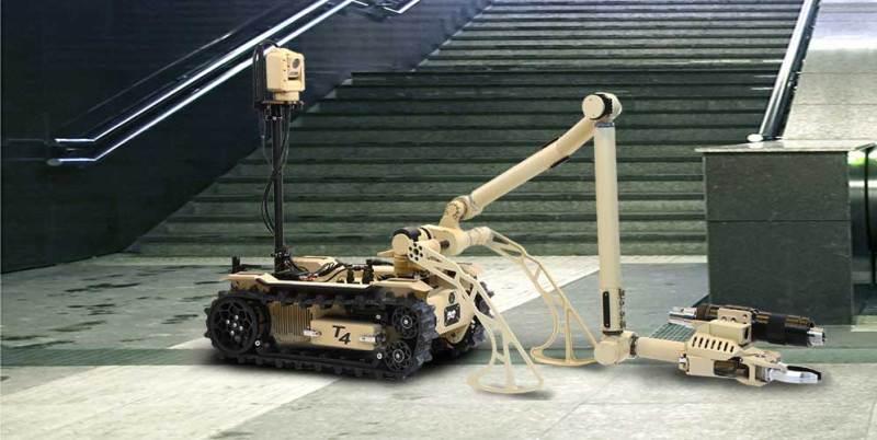 L3Harris T4 medium-sized robot