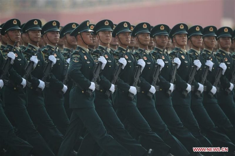 People's Liberation Army China National Day