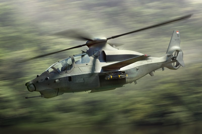 Bell Textron unveils new rotorcraft for US Army's FARA competition