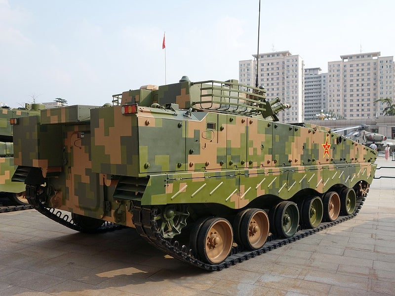 ZBD-04A Tracked IFV