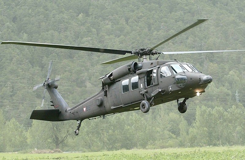 Lithuania to purchase UH-60M Black Hawk helicopters from US