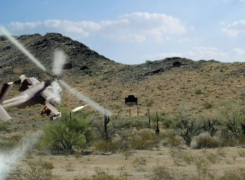 Meggitt wins US Army contract to supply Aerial Weapons Scoring Systems