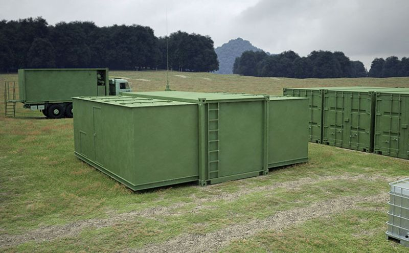 Marshall to use AT&T IoT Connectivity for Dutch Army container contract