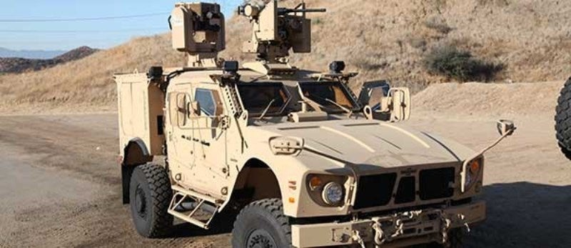 Leonardo DRS to supply thermal imagery technology for US Army's CROWS