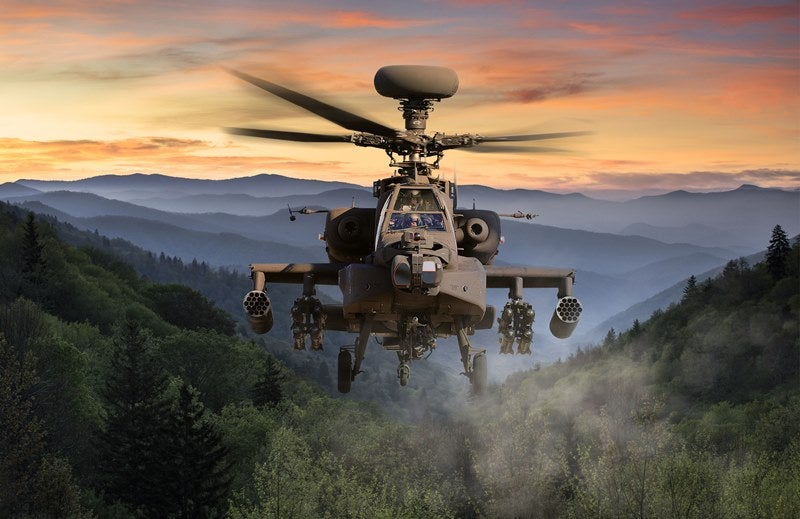 US Army contracts Lockheed to produce modernised turrets for AH-64E Apache
