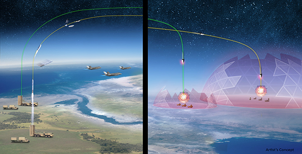DARPA hypersonic missile