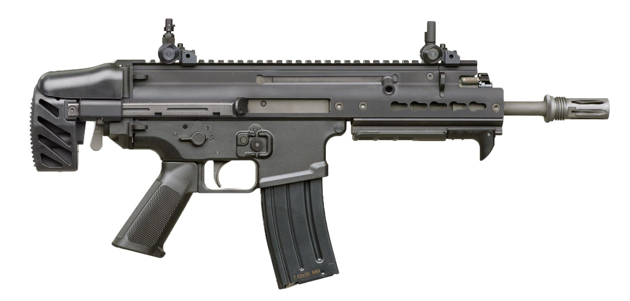 FN SCAR®-SC Subcompact Carbine_.300_SA_Keymod