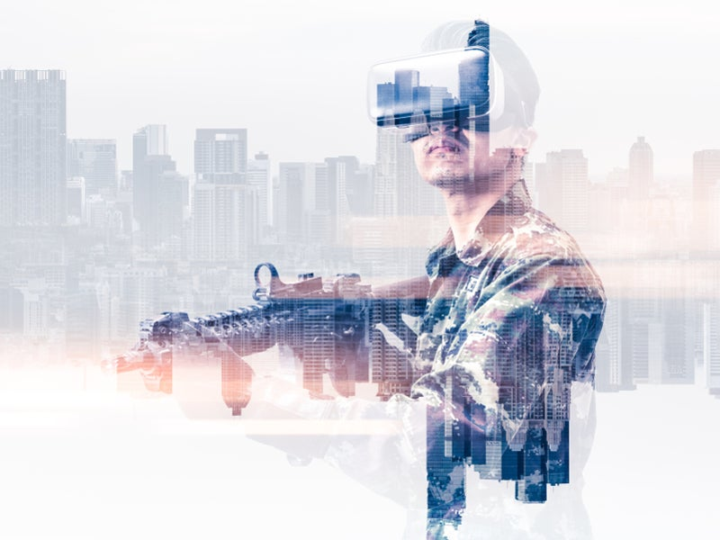 Internet of military things (IoMT)