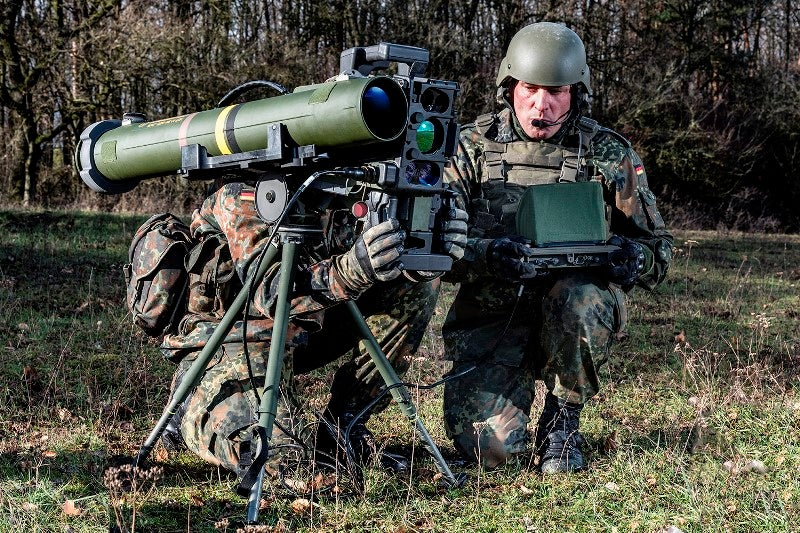 Eurospike to supply Spike missiles and launchers to German Army