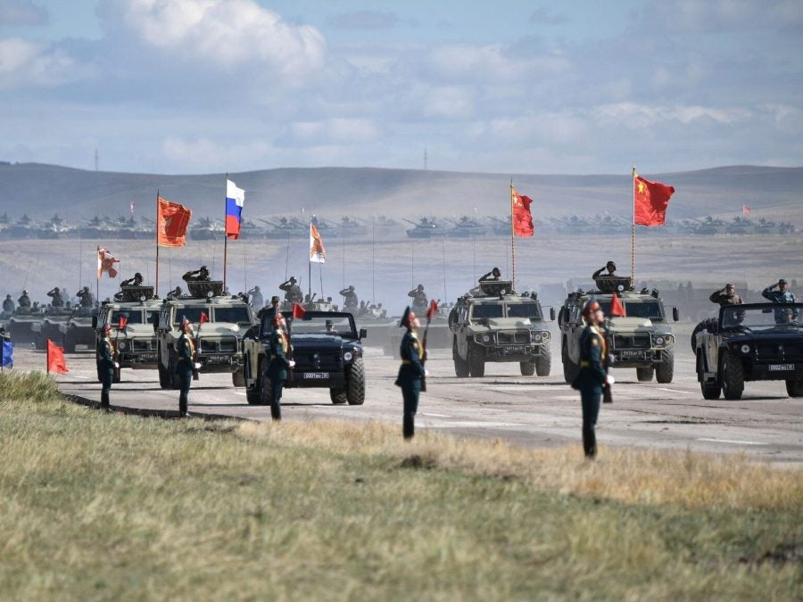 UK outgunned by Russia RUSI