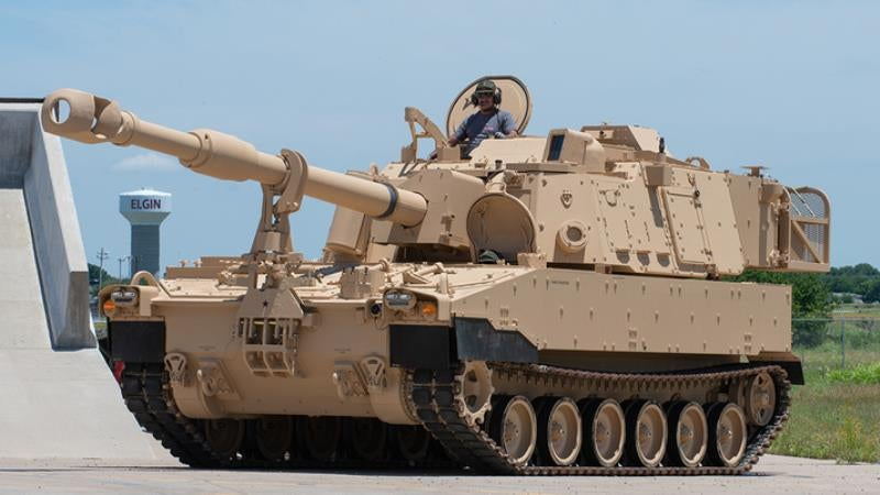 BAE Systems to supply M109A7 self-propelled howitzers to US Army